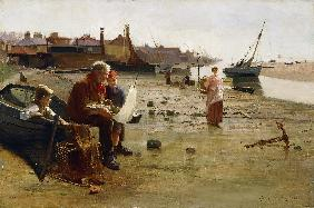 The Fisherman's Tale 1887