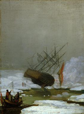 Ship in the Polar Sea 12th Decem