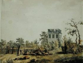 Landscape with a Pavilion c. 1797
