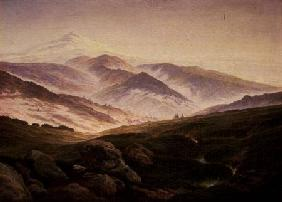 Reisenberg, The Mountains of the Giants 1839