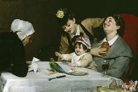 Merrymakers 1870