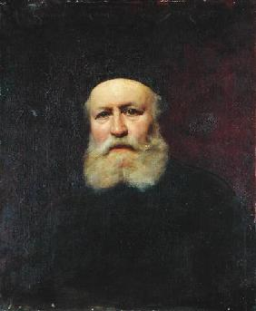 Portrait of Charles Gounod (1818-93)