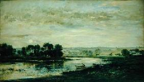 Evening on the Oise 1872