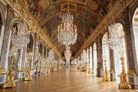 Versailles/ Halls of Mirrors/ Photo 2007