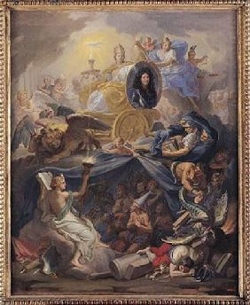 Triumph of Religion 1686