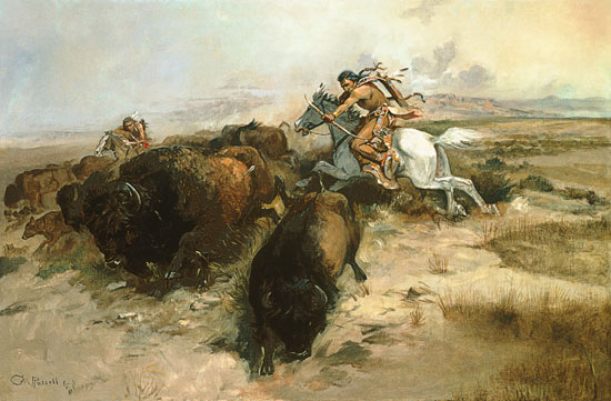 Charles Marion Russell Paintings For Sale