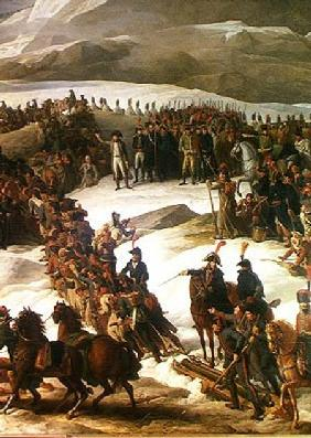 The French Army Crossing the St. Bernard Pass, 20th May 1800 1806