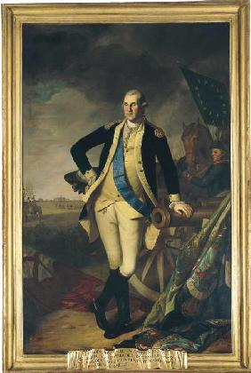George Washington in Princeton 1779