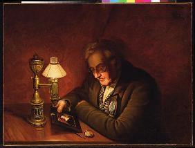 Portrait of James Peale 1822