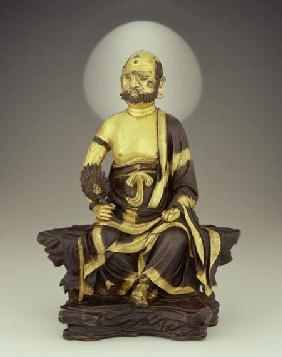 Figure of Bodhidharma, Ming Dynasty 1496  (206