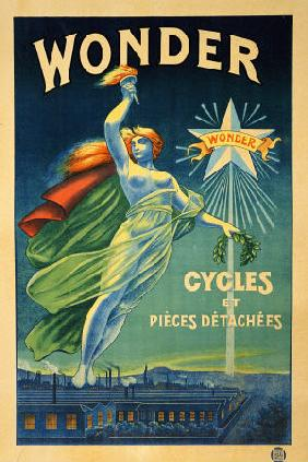 Wonder, Cycles Et Pieces Detachees