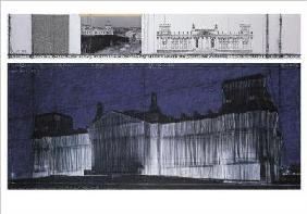 Christo & J.C. : Wrapped Reichstag VII  - (...