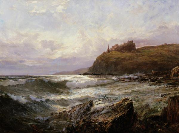 Tantallon Castle, East Lothian c.1876