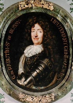 Portrait of Count Roger Bussy de Rabutin (1618-93)