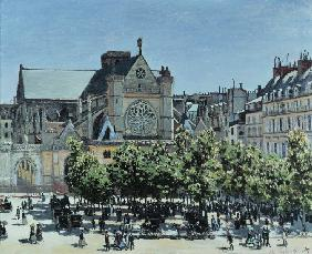 Saint-Germain l'Auxerrois 1867