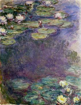 Monet, Claude : Nymph�as.