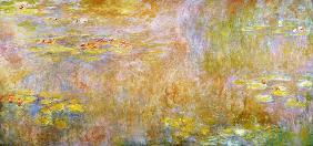 Monet, Claude : Seerosen