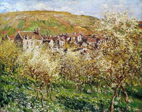 Apple Trees in Blossom 1879
