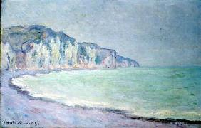 Cliffs at Pourville 1896