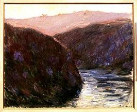 The Creuse Valley, Evening Effect 1889