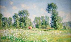 Monet, Claude : Effect of Spring, Giverny