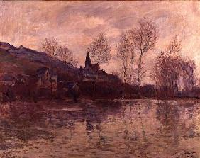 Floods at Giverny 1886