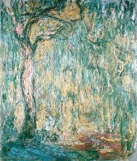 The Large Willow at Giverny 1918