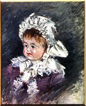 Michel Monet (1878-1966) as a Baby 1878-79