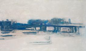 Study for Charing Cross Bridge 1899-1901