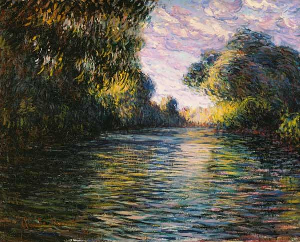Morning on the Seine 1897