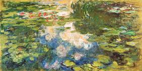 Monet, Claude : Nympheas