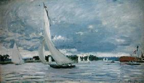 Regatta at Argenteuil 1872