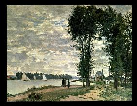 The Banks of the Seine at Argenteuil