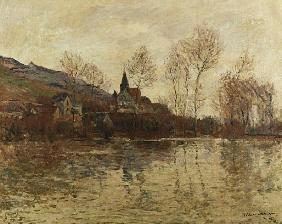 The Flood at Giverny, c.1886