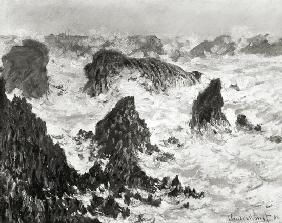 The Rocks of Belle-Ile 1886