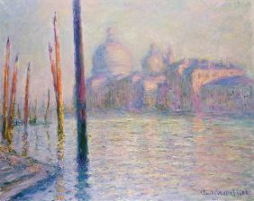Monet, Claude : View of Venice
