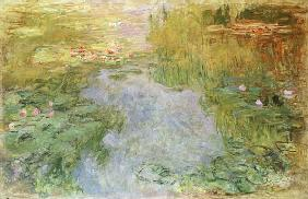 Waterlilies c.1919