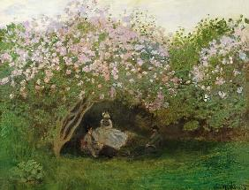 Lilacs, Grey Weather c.1872-73
