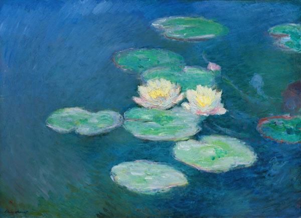 Canvas Oil Painting Lili Pond