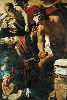 The Martyrdom of St. Matthew 1617