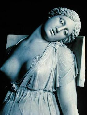 Dying Lucretia  (detail of 186900)