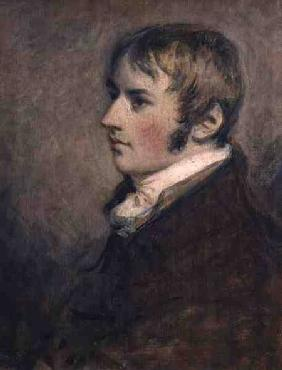 Portrait of John Constable (1776-1837) aged twenty 1796