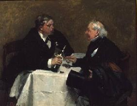 Refusing a Drink 1876