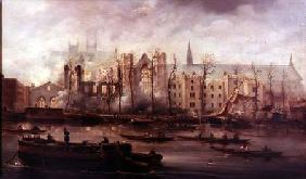 The Burning of the Houses of Parliament 16th Octob