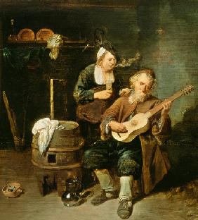 The Guitar Player 1641