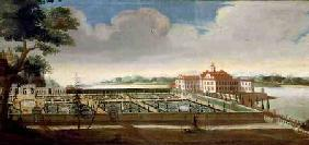 View of Ulriksdal Palace from the South 1732