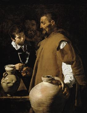 Waterseller of Seville c.1620