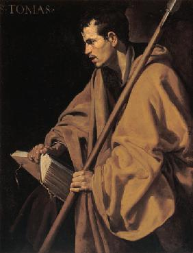 Velázquez / Thomas the Apostle 1556