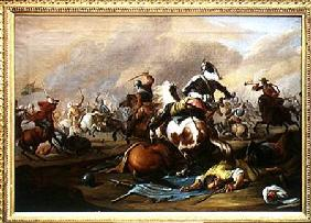 The Clash of the Cavalry 1770