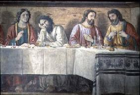 The Last Supper 1480